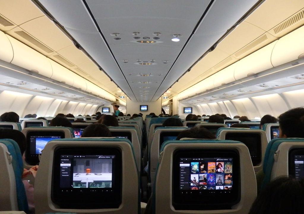 スリランカ航空UL455便(成田→コロンボ)