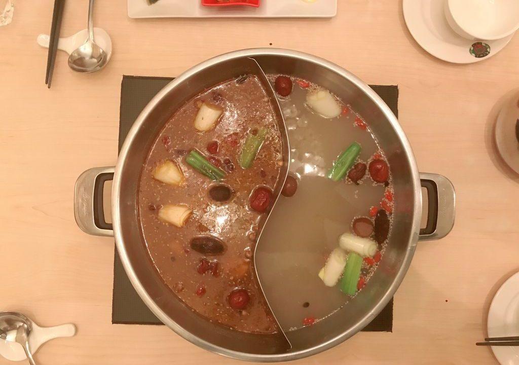 六本木・薬膳火鍋「天香回味」