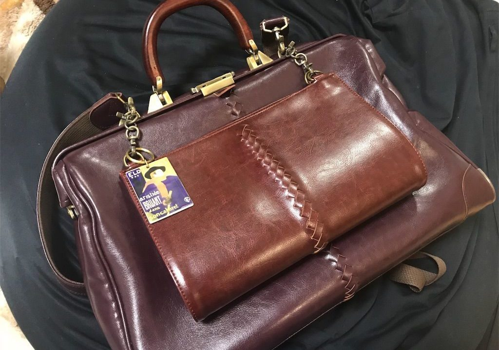 ダレスリュック、YOUTAバッグ、カスタマイズ通勤鞄