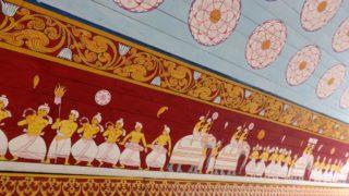 世界遺産キャンディ、仏歯寺、スリランカ