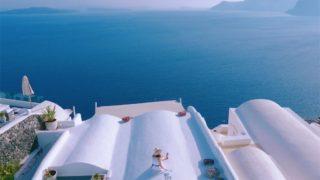 ラ ペルラ ヴィラズ アンド スイーツLa Perla Villas and Suites、ギリシャ、サントリーニ島