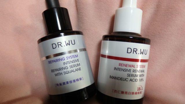DR.WU,ドクターウー,スクワランオイル,エイジバーサルリペアオイルセラムS,角鯊潤澤修復精華