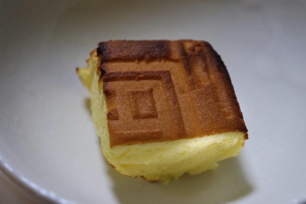 トースターで焼いた台湾甜商店『甜カステラ プレーン』